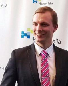 Vuoden 2014 voittaja: Juho Ojama