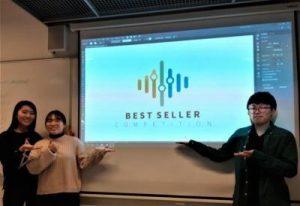 Best Seller Competition -logo uudistui!