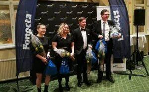 Nuoret osaavat myydä – opiskelijoiden myyntikilpailun voitto Haaga-Helian Roope Rytköselle